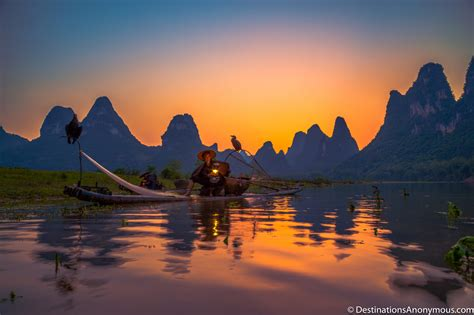 Epic China Photo Adventure Day 2   The Li River Cruise