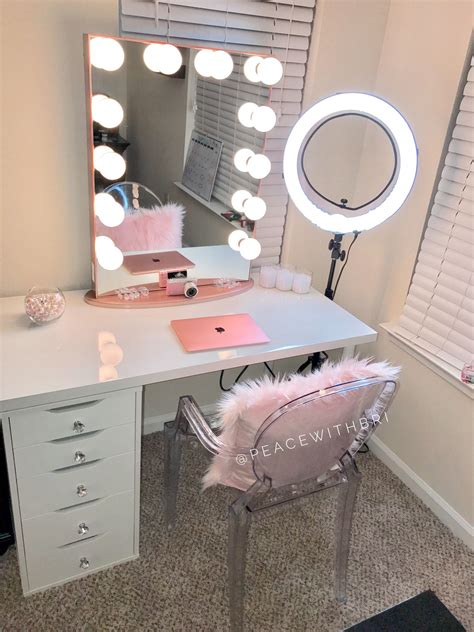 Best Diy Makeup Vanity Table Ideas And Images On Bing Find What