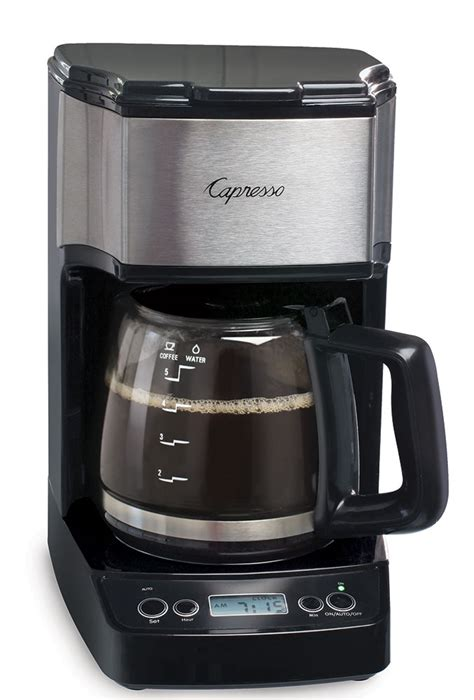 Our team has collected top 5 best variants with good value for money! Capresso 5 Cup Coffee Maker   Mini Drip Coffee Maker   1st ...