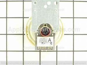 Lg 6601er1006a Water Level Pressure Switch