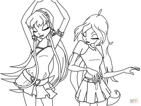 Stella Und Bloom Tanzen