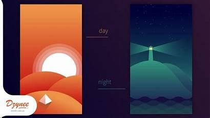 Flat Illustrator Mobile Wallpapers Tutorials