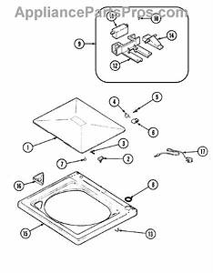 Whirlpool 12001187 Switch Assembly Kit  Lid