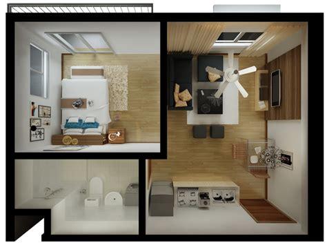 smart studio apartment floor plans page