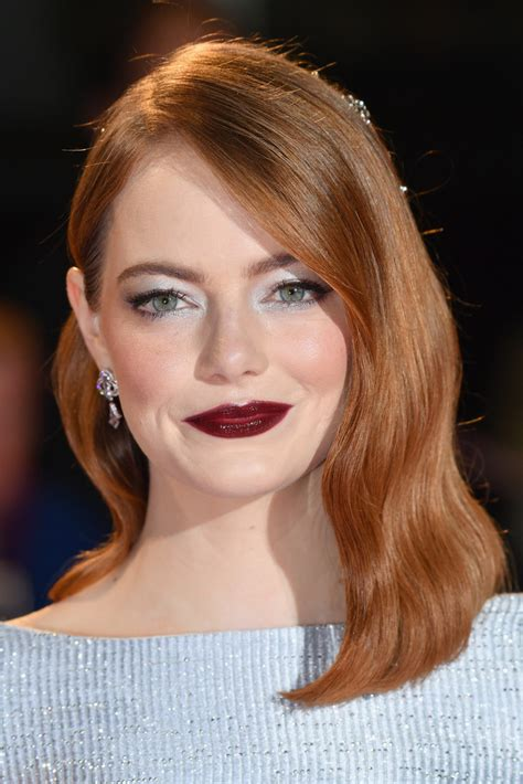 When you buy 1 participating bag of twizzlers candy. Emma Stone Red Lipstick - Beauty Lookbook - StyleBistro