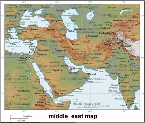 partial posts middle east