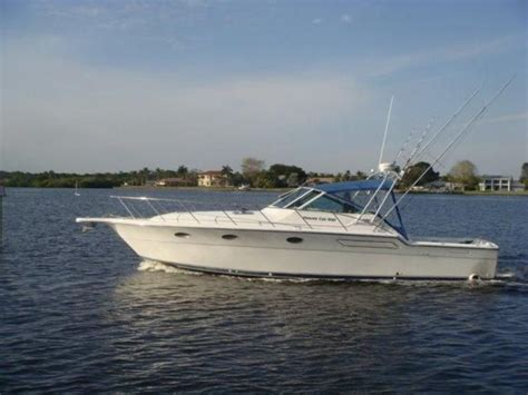 Fast Boats Florida by 1991 Tiara Open Fast Boat Powerboat For Sale In Florida
