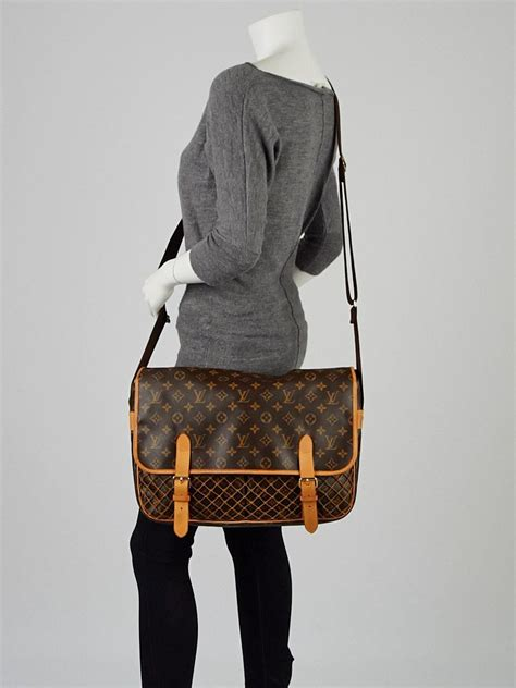 louis vuitton monogram canvas congo gm messenger bag
