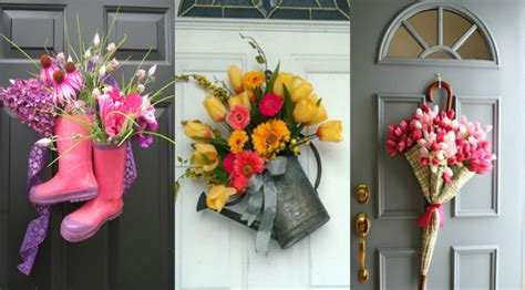 6 Diy Front Door Decor Ideas To Welcome Your Guests In Style Diy Cloth Pads Tutorial Wakeboard Wall Rack Easy Barn Door Sanding And Staining Wood Floors Scary Female Clown Costume Crafts For School Supplies Rustic Desk Lamp Rabbit Hutch Designs