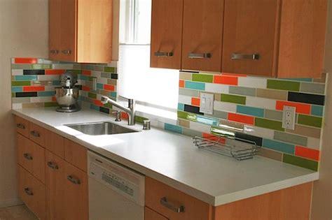 orange kitchen tiles ceramic subway tile for kitchen backsplash or bathroom 1220