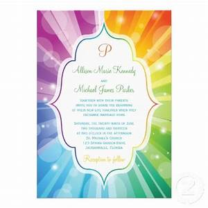 76 best images about Rainbow Wedding Theme on Pinterest