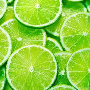 fresh fruit green lime image on Favim