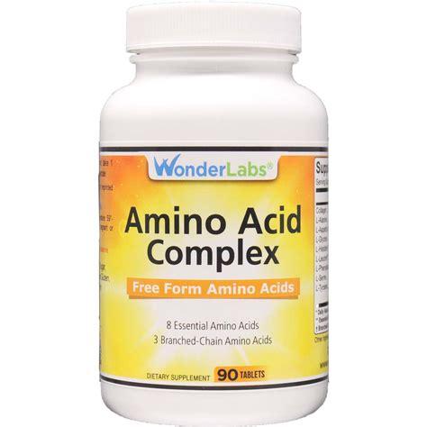 free form amino acids amino acids complex free form amino acids qty 90