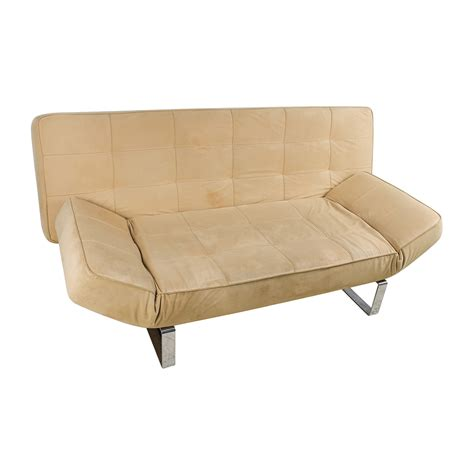 Beige Sleeper Sofa by Beige Sleeper Sofa Willow White With Pull Out Bed