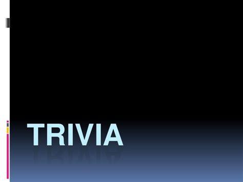 quizmasters sample powerpoint trivia