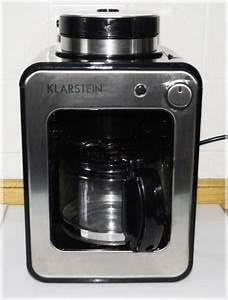 Tec Star Kaffeemaschine Mit Mahlwerk Test : klarstein congenio nero kaffeemaschine mit mahlwerk im test ~ Bigdaddyawards.com Haus und Dekorationen