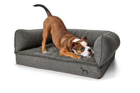 protection canapé chien canapé sofa orthopédique pour chien livingstone