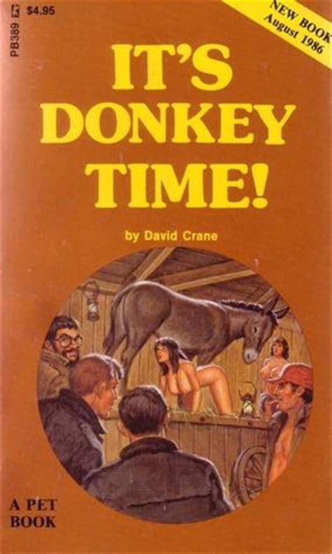 donkey time  david crane