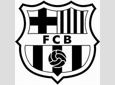 11 Images of Barcelona Logo Coloring Page FC Barcelona