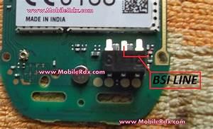 Nokia 105 Bsi Line Battery Connecter Ways
