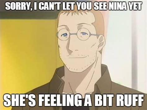 Shou Tucker Memes - woof nina tucker know your meme