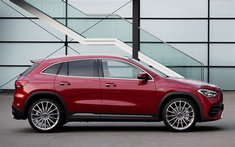 1 die angegebenen werte wurden nach dem vorgeschriebenen. 2020 Mercedes-AMG GLA 35 - Wallpapers and HD Images | Car Pixel