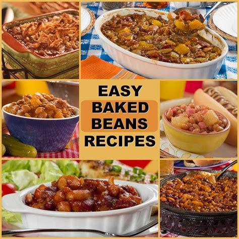 easy baked beans recipes mrfood com