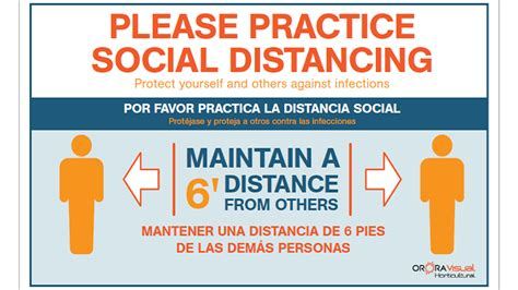 downloadable social distancing signs