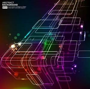 Neon abstract free vector 13 538 Free vector