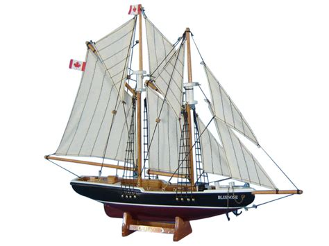 Boat Accessories Los Angeles by Wholesale Bluenose 17 Inch Wholesale Model Sailboat
