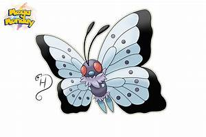 Mega Butterfree by cdhernly on DeviantArt