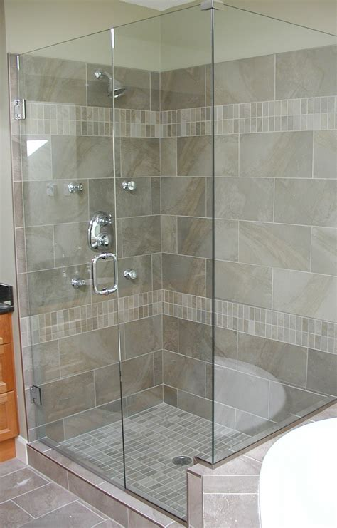 How To Install A New Shower by Budget Glass Glass Shower Nanaimo Bc
