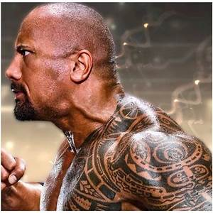 Dwayne Johnson Tattoos And His House