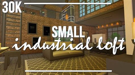 Small Industrial Loft 30k