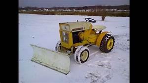 Manual Cub Cadet Snow Plow Kit