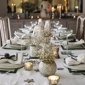 Festliche Tischdeko Weihnachten : silvester tischdeko f r einen zauberhaften abend ~ Sanjose-hotels-ca.com Haus und Dekorationen