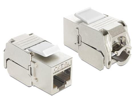 delock products delock keystone module rj45 gt lsa cat 6a