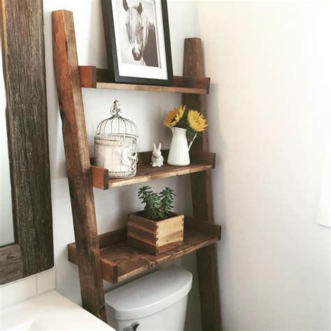 Small Bathroom Shelf by 17 Small Bathroom Shelf Ideas