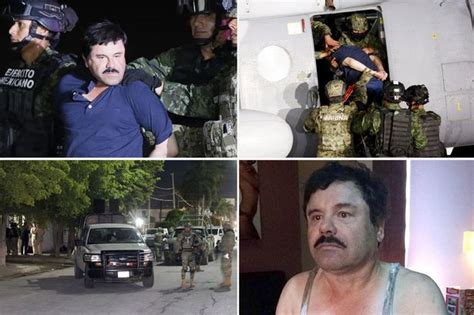 First pictures show 'El Chapo's' lair where drug baron ...