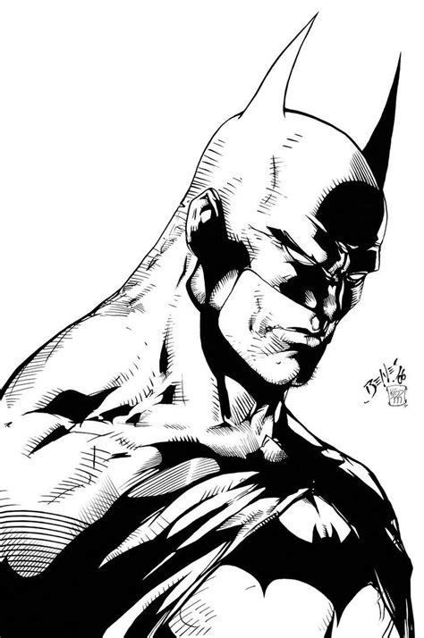 batman sketches | Batman Sketch by edbenes Inked by