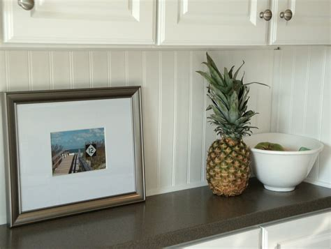 Remodelaholic  Kitchen Backsplash Tiles, Now Beadboard