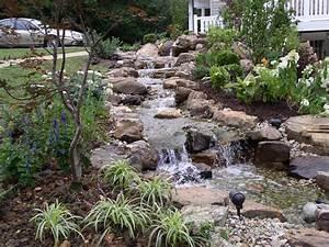 Natural Drainage Ditch Landscaping Ideas — Bistrodre Porch