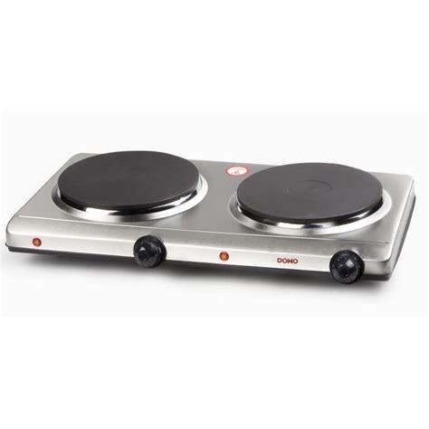 plaques de cuisson electriques plaque 233 lectrique en fonte de hq 2 feux 18 5cm achat vente plaque posable cdiscount