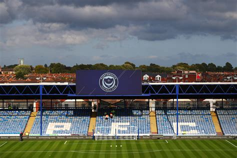 Portsmouth's south-coast derby against Southampton ...