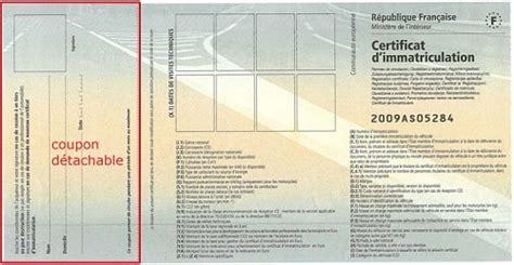 carte grise vente voiture assurance temporaire et carte grise vente de v 233 hicule