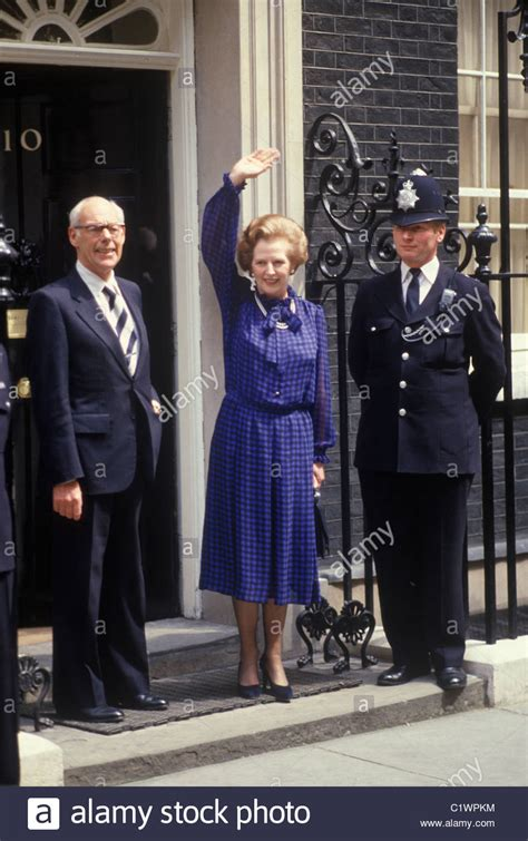 margaret thatcher  election   downing street