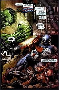 Captain America and Wolf Predator run the gauntlet ...