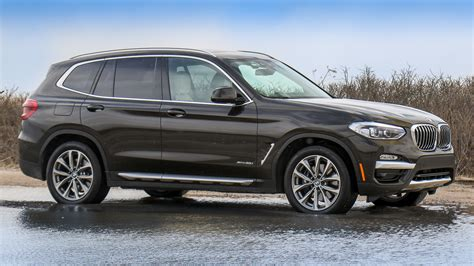 2018 Bmw X3 Review The Best Compact Crossover Money Can