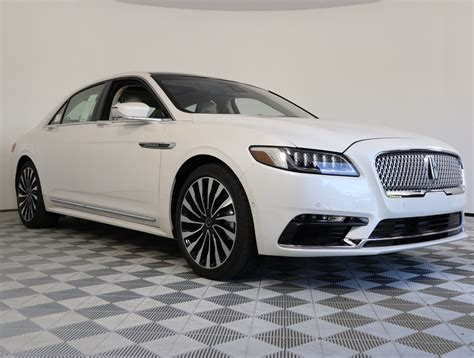 lincoln continental black label  sale west