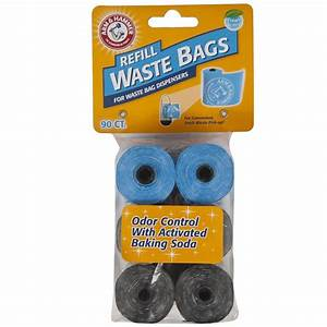 refill waste bags for pets With arm and hammer dog bags